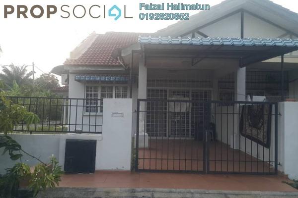 Terrace For Sale in Taman Seri Bayu, Sepang Freehold Unfurnished 3R/2B 335k