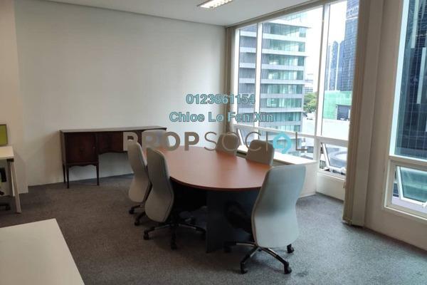 SoHo/Studio For Rent in Soho Suites, KLCC Freehold Fully Furnished 1R/1B 5k