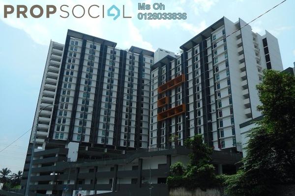 SoHo/Studio For Rent in V12 Sovo, Shah Alam Freehold Semi Furnished 2R/2B 1.1k