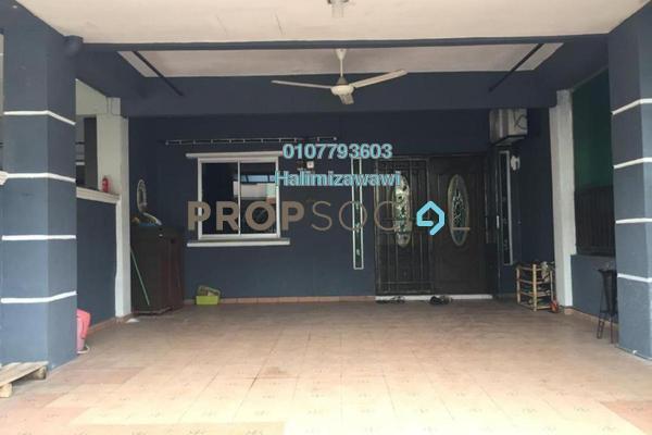 Terrace For Sale in Taman Sri Haneco, Semenyih Freehold Unfurnished 3R/2B 420k