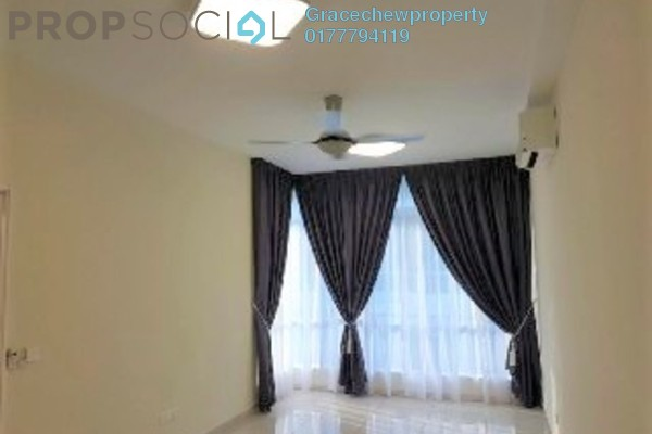 Apartment For Sale in The Seed @ Sutera Utama, Skudai Freehold Semi Furnished 3R/3B 568k