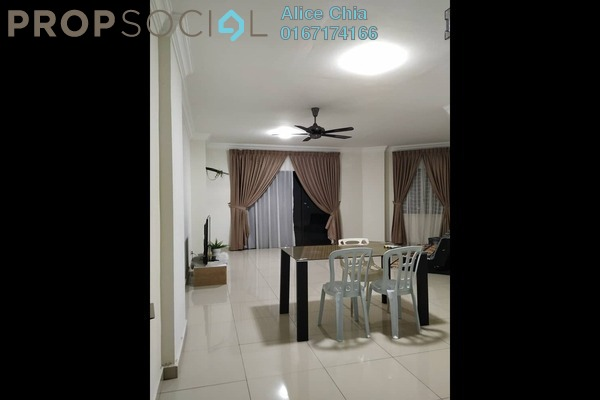 Apartment For Rent in Bandar Seri Alam, Masai Freehold Fully Furnished 3R/2B 1.4k