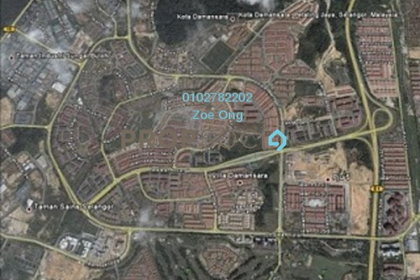 Land For Sale in Section 8, Kota Damansara Freehold Unfurnished 0R/0B 1.67m