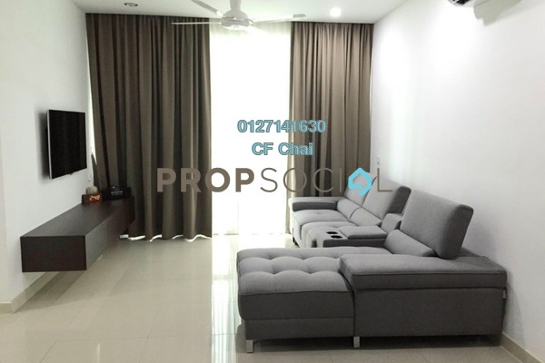 Apartment For Sale in Greenfield Regency, Skudai Freehold Fully Furnished 3R/2B 410k