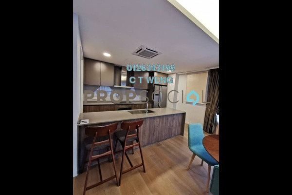 Condominium For Rent in The Ruma, KLCC Freehold Fully Furnished 3R/6B 8k