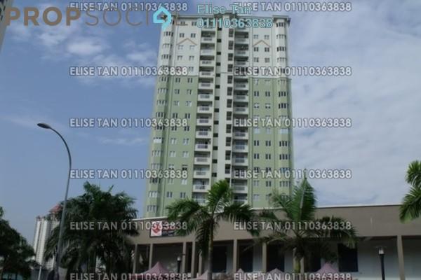 Condominium For Sale in Anggun Puri, Dutamas Freehold Semi Furnished 3R/2B 277k