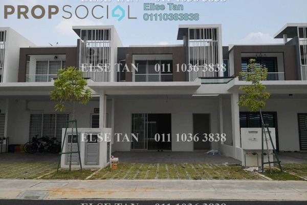 Terrace For Sale in CasaView @ Cybersouth, Dengkil Freehold Semi Furnished 4R/3B 410k