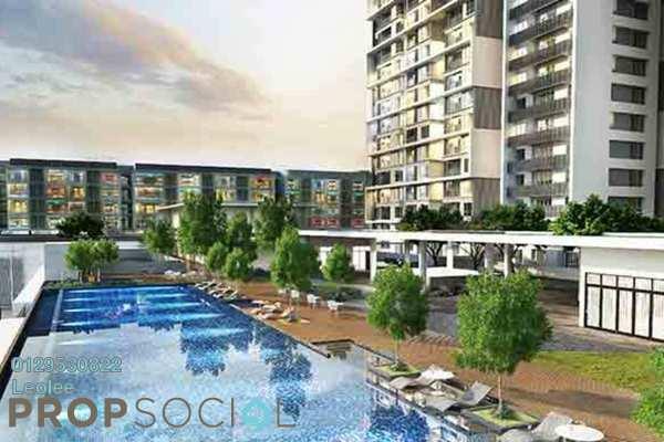 Serviced Residence For Rent in Sunway GEO Residences, Bandar Sunway Freehold Fully Furnished 1R/1B 2k