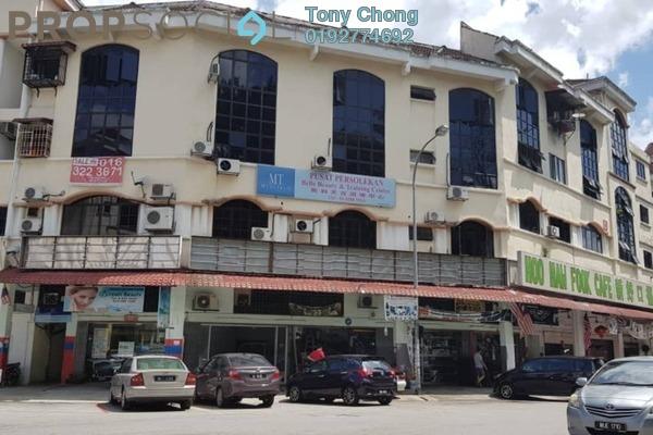 Shop For Sale in Taman Lembah Maju, Pandan Indah Freehold Semi Furnished 0R/4B 3m