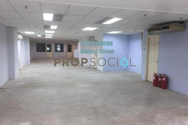 Office For Sale in Megan Avenue 1, KLCC Freehold Semi Furnished 0R/0B 1.18m