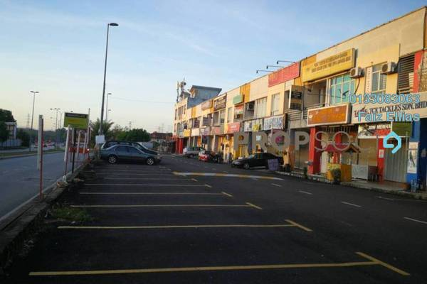 Shop For Rent in Seksyen 7, Bandar Baru Bangi Freehold Fully Furnished 5R/2B 1.8k