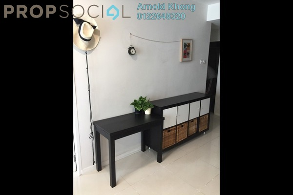For Rent Condominium at Boulevard Residence, Bandar Utama Freehold Fully Furnished 3R/2B 2.2k