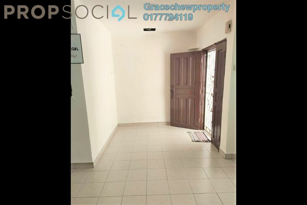 Terrace For Rent in Bandar Seri Alam, Masai Freehold Fully Furnished 4R/3B 1.5k