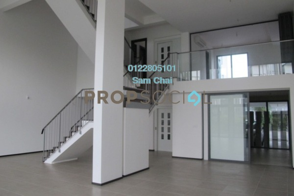 Superlink For Sale in The Mansions, Desa ParkCity Freehold Unfurnished 5R/6B 6.3m