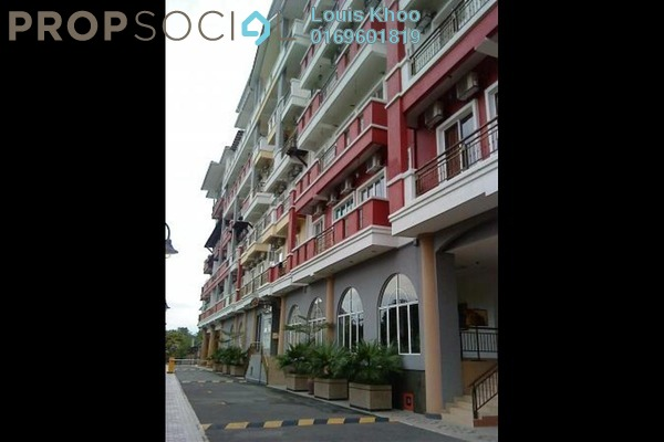 Condominium For Rent in Mei On The Madge, Ampang Hilir Freehold Semi Furnished 2R/2B 2.2k