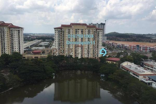 Serviced Residence For Sale in Palazio, Tebrau Freehold Semi Furnished 3R/2B 368k