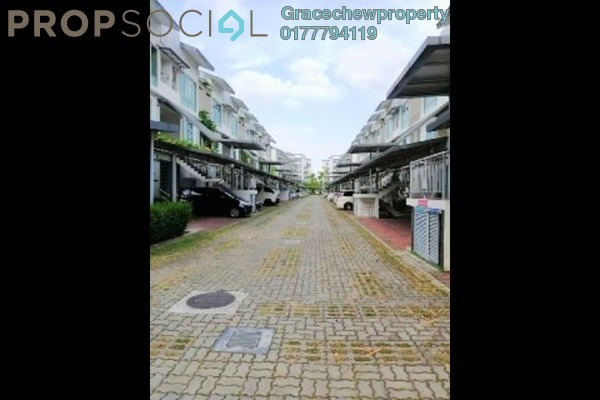 Apartment For Sale in The Seed @ Sutera Utama, Skudai Freehold Fully Furnished 3R/3B 558k