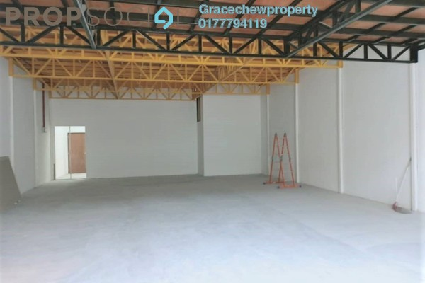 Factory For Rent in Taman Permas Jaya, Bandar Baru Permas Jaya Freehold Semi Furnished 0R/0B 2.2k