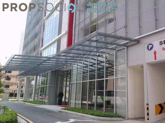 Office For Sale in Menara Centara, Chow Kit Freehold Semi Furnished 0R/2B 985k