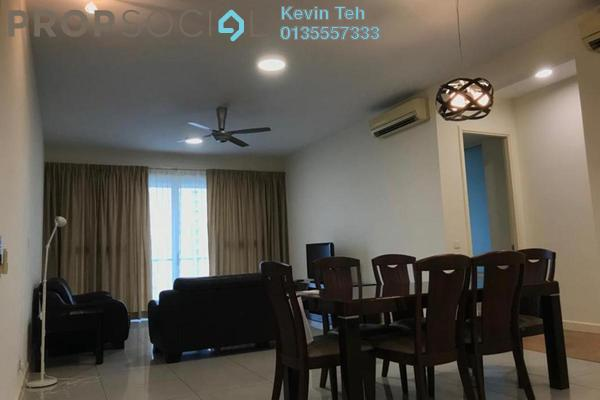 For Rent Condominium at Kiaramas Ayuria, Mont Kiara Freehold Fully Furnished 3R/3B 5k