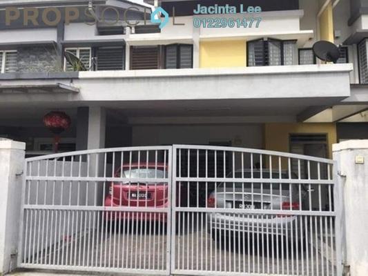 Terrace For Sale in Sutera Ria @ Sutera Damansara, Damansara Damai Leasehold Unfurnished 4R/4B 492k
