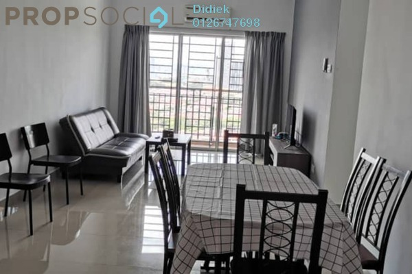 Serviced Residence For Rent in Connaught Avenue, Cheras Freehold Fully Furnished 3R/1B 1.5k