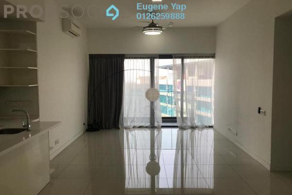 Condominium For Sale in Reflection Residences, Mutiara Damansara Freehold Semi Furnished 3R/2B 930k