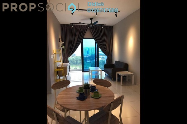 Serviced Residence For Rent in The Link 2 @ Bukit Jalil, Bukit Jalil Freehold Fully Furnished 2R/2B 2.4k