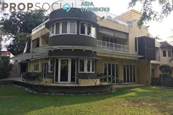 Semi-Detached For Sale in Jalan Tempinis, Bangsar Leasehold Semi Furnished 5R/5B 5.3m