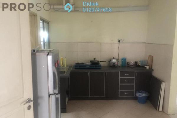 Condominium For Rent in De Centrum Unipark Condominium, Kajang Freehold Semi Furnished 3R/0B 1.3k