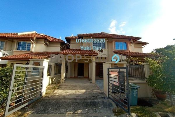 Terrace For Rent in Damai Rasa, Alam Damai Freehold Unfurnished 4R/3B 1.5k