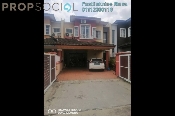 Terrace For Sale in Garden City Homes, Seremban 2 Freehold Fully Furnished 4R/3B 550k