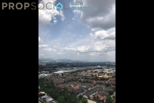 Condominium For Sale in Silk Residence, Bandar Tun Hussein Onn Freehold Unfurnished 3R/2B 355k