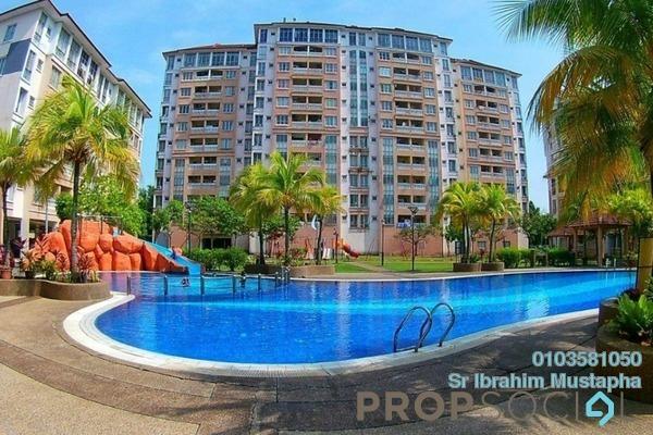For Sale Apartment at Nilam Puri, Bandar Bukit Puchong Freehold Unfurnished 3R/2B 290k