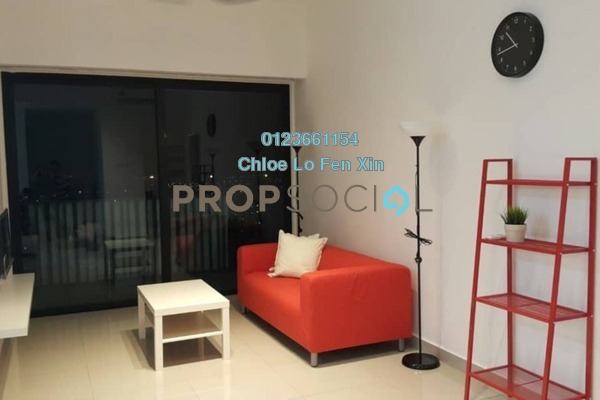 Condominium For Rent in i-Residence @ i-City, Shah Alam Freehold Fully Furnished 1R/1B 1.5k