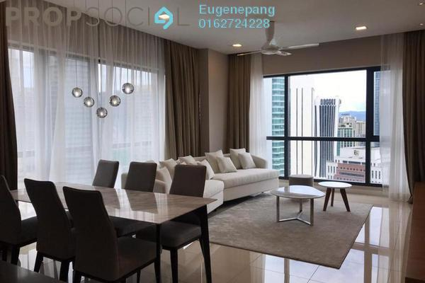 Condominium For Rent in Aria, KLCC Freehold Fully Furnished 3R/3B 9.1k