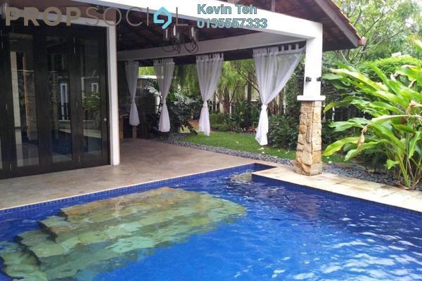 For Rent Semi-Detached at Duta Nusantara, Dutamas Freehold Semi Furnished 5R/5B 22k