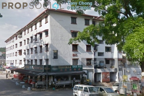 For Rent Apartment at Taman Bukit Angsana, Cheras South Freehold Unfurnished 3R/2B 600translationmissing:en.pricing.unit