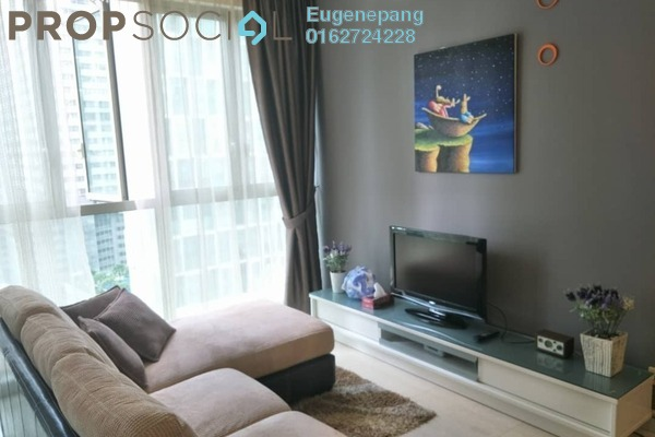 Condominium For Rent in Marc Service Residence, KLCC Freehold Fully Furnished 2R/2B 4.3k