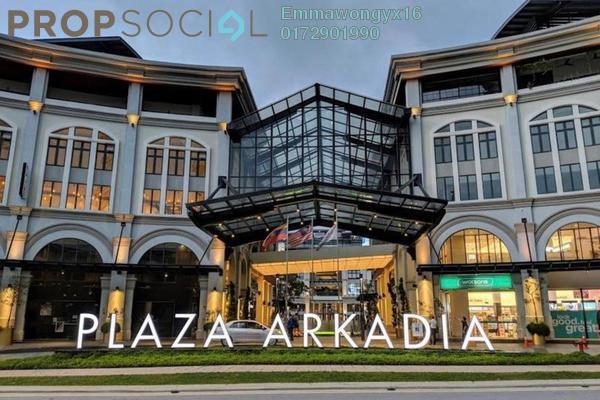 Shop For Rent in Plaza Arkadia, Desa ParkCity Freehold Unfurnished 0R/0B 19k