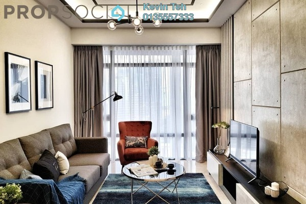 Condominium For Rent in Star Residences, Kuala Lumpur Freehold Fully Furnished 1R/1B 4.3k