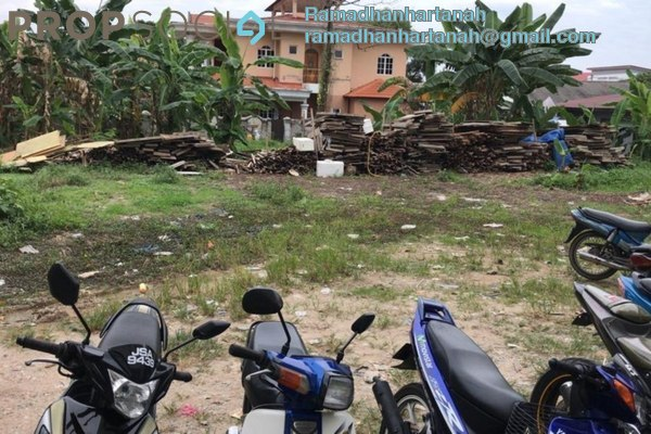 Land For Sale in Seksyen 26, Shah Alam Freehold Unfurnished 0R/0B 350k
