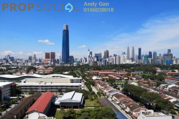 Condominium For Rent in BAM Villa, Cheras Freehold Semi Furnished 3R/2B 1.5k