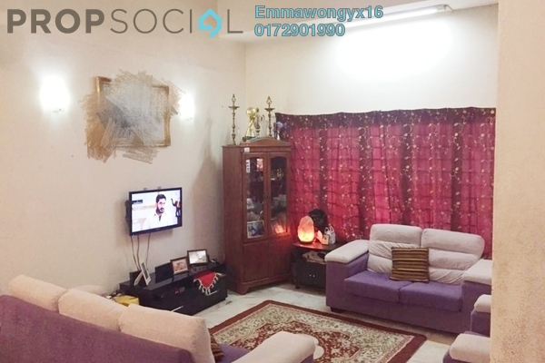 Terrace For Sale in SD9, Bandar Sri Damansara Freehold Unfurnished 4R/3B 1.22m