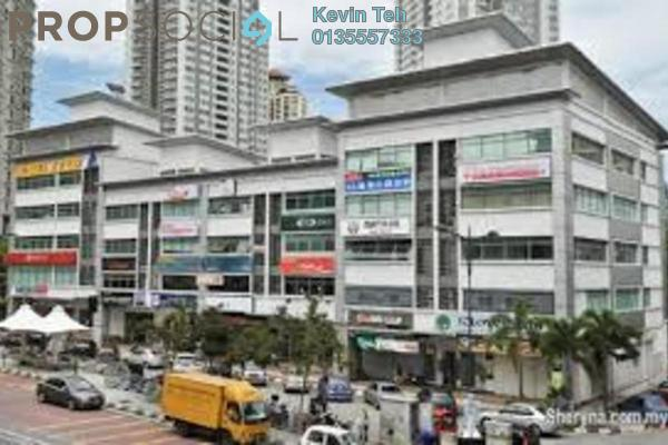 For Sale Office at Solaris Mont Kiara, Mont Kiara Freehold Fully Furnished 0R/0B 3.36m