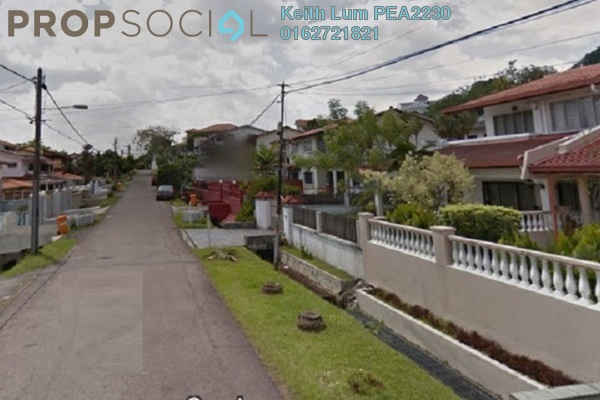 For Sale Terrace at Gasing Indah, Gasing Heights Freehold Semi Furnished 4R/3B 1.35m
