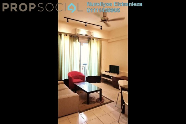 Condominium For Rent in Seri Bukit Ceylon, Bukit Ceylon Freehold Fully Furnished 2R/1B 2.5k