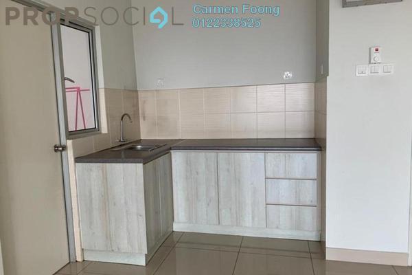 Condominium For Rent in Maxim Residences, Cheras Freehold Semi Furnished 2R/2B 1.3k