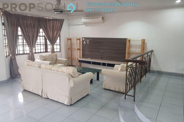 Terrace For Rent in Taman Rinting, Masai Freehold Fully Furnished 4R/3B 1.5k
