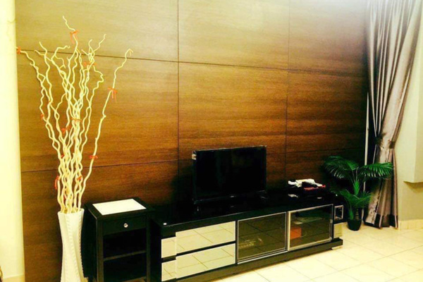 Condominium For Sale in Angkasa Condominiums, Cheras Freehold Fully Furnished 0R/0B 440k